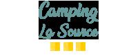 Camping La Source à Hautot-sur-Mer en Haute Normandie Logo